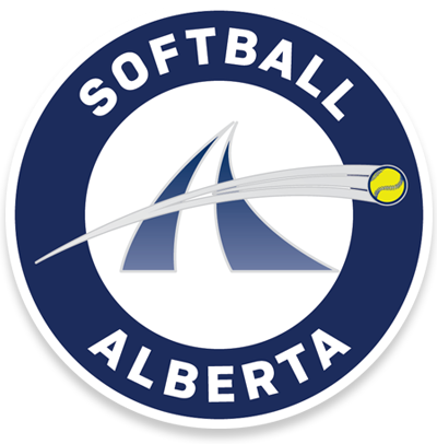 Softball Alberta Logo