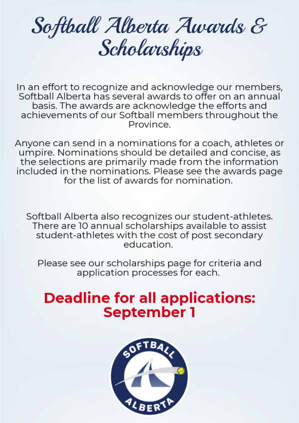 Home - Softball Alberta